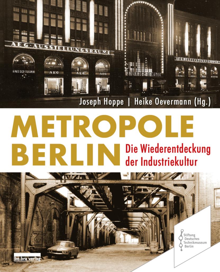 Cover Metropole Berlin