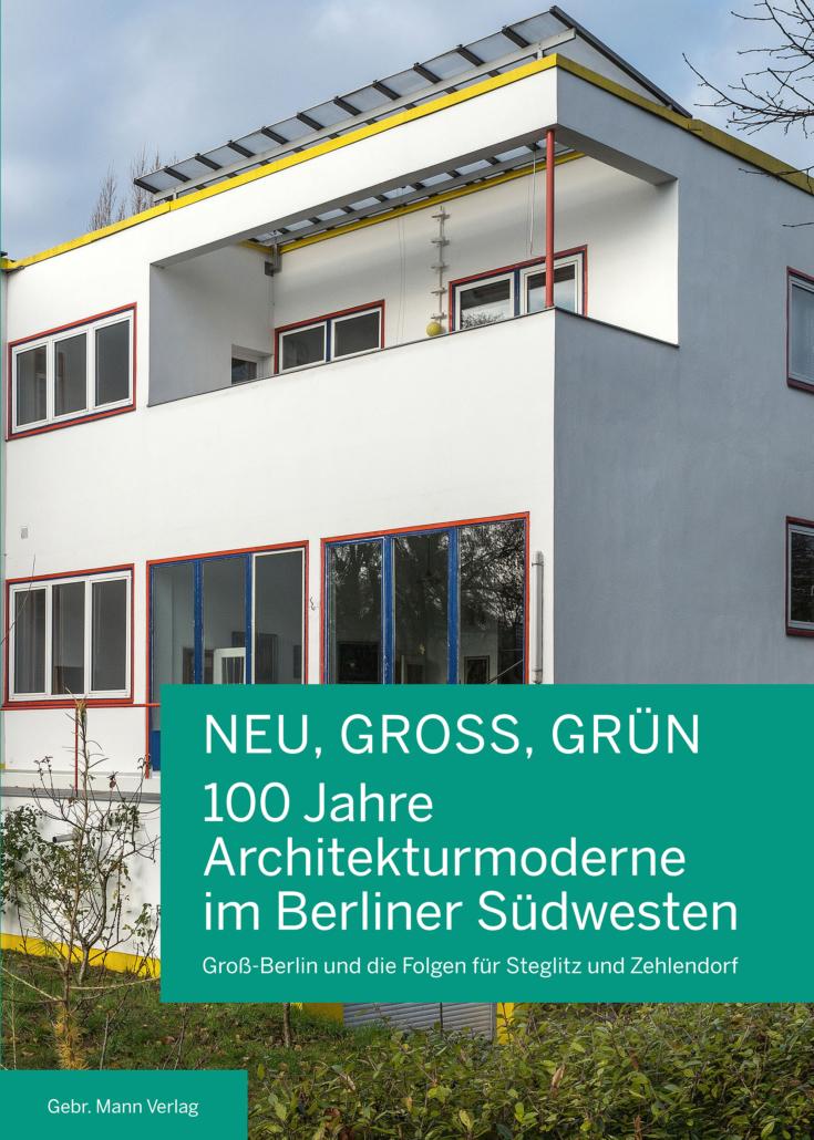 Titelbild des Buches: Neu, Gross, Grün